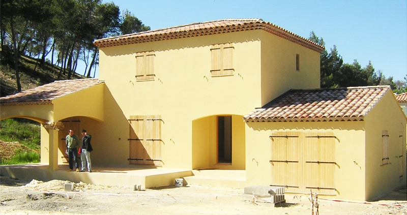 Maison Provençale à 13650 Meyrargues
