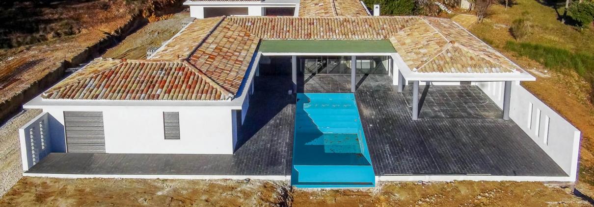 Villa comtemporaine 13850 Gréasque