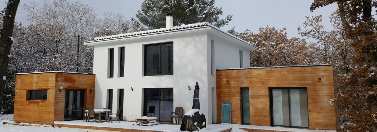 Villa comtemporaine Eguilles -Les Milles